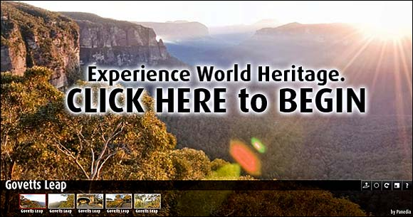 Experience the Blue Mountains - Click Here